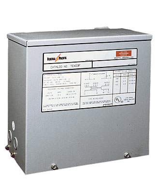 Dry-Type Transformers - Federal Pacific